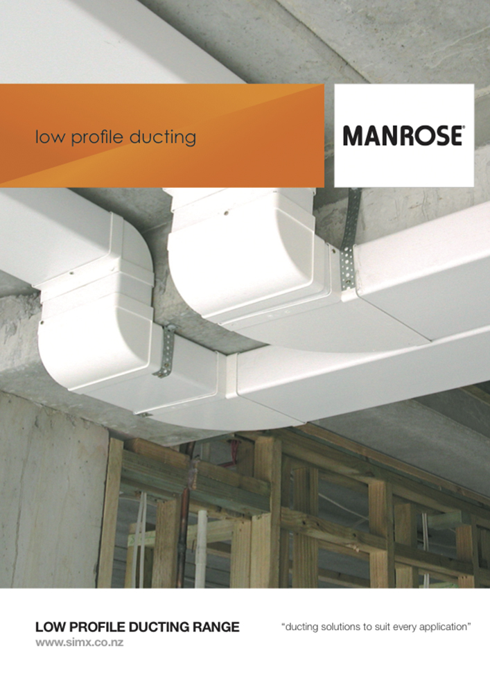 Low Profile Ducting Brochure