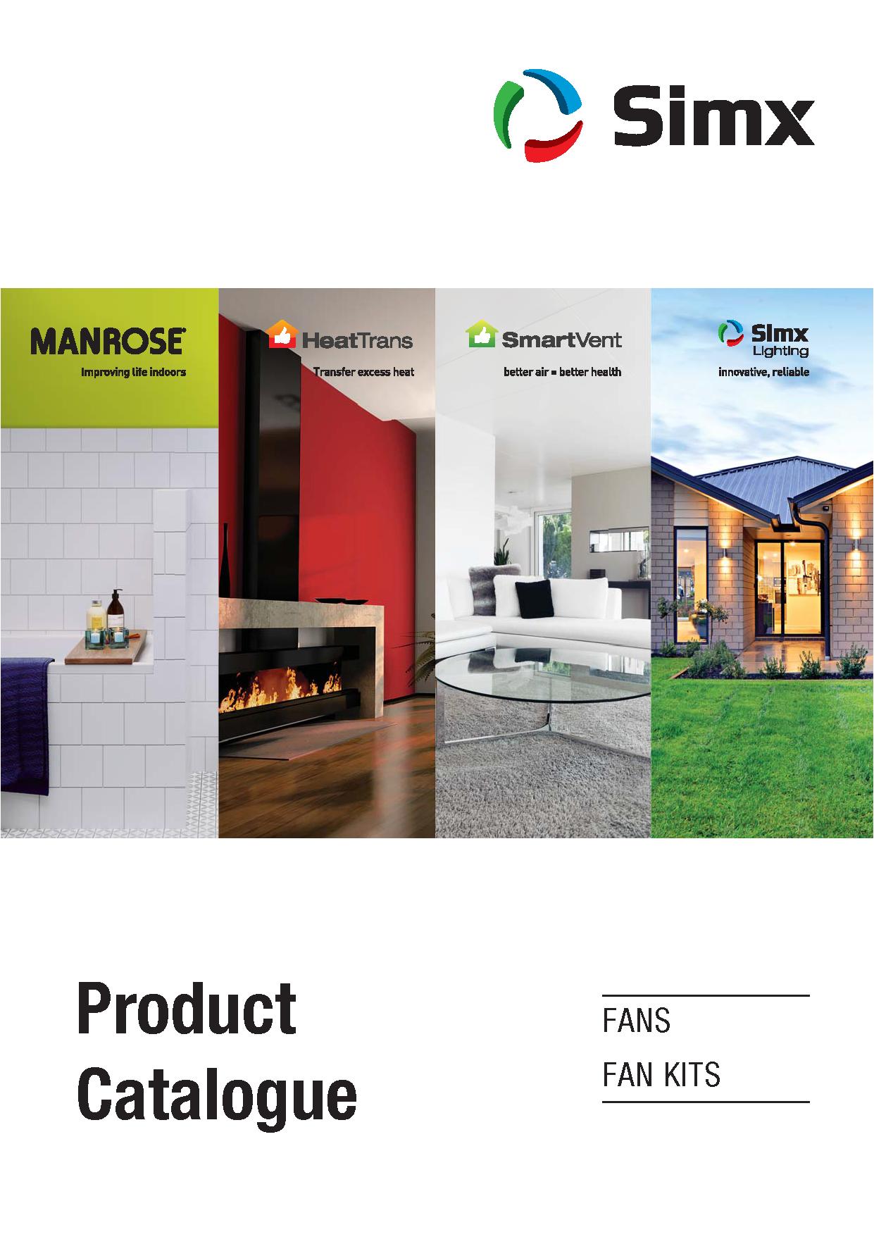 Fans and Fan Kits Catalogue